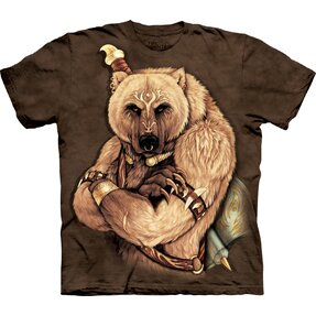 Tribal Bear Adult